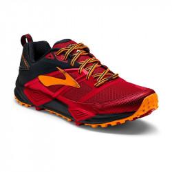 bfb3d23e760 ... Avis de coureurs sur les Brooks Cascadia 12 Chaussures de trail pour  homme - coloris Rouge