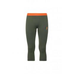 Odlo Bottom Pant 3/4 Performance Blackcom - Sous-vêtements sport pour Homme