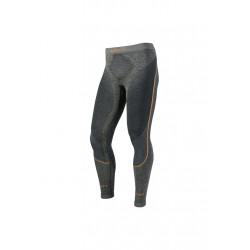 UYN Ambityon Uw Pants Long Melange - Sous-vêtements sport pour Homme - Noir
