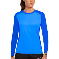 T-Shirt technique Runnek manche longue Ethilo pour femme