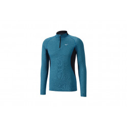 Mizuno Merino Wool H/Z M vêtement running homme