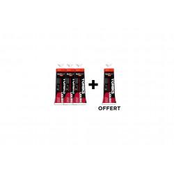 Nutrisens Sport Étui 3 Gels + 1 offert Tonik's - Fruits Rouges Diététique Gels