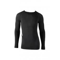 UYN Ambityon Uw Shirt Long Sleeve - Sous-vêtements sport pour Homme - Noir
