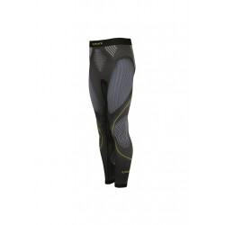 UYN Evolutyon Uw Pant Long Melange - Sous-vêtements sport pour Homme - Noir