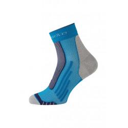 Odlo Socks Short Light Chaussettes running - Bleu