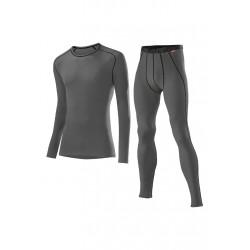 Löffler Set Lang Transtex Warm - Sous-vêtements sport pour Homme