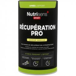 Avis boisson de récupération Nutrisens Sport Récupération Pro Vanille