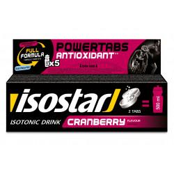Isostar Powertabs Antioxydant - Cranberry Diététique Boissons