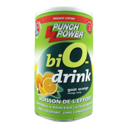 Punch Power Bio-Drink Orange - 500g