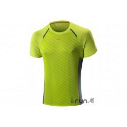 Mizuno Tee-Shirt DryLite Premium M vêtement running homme