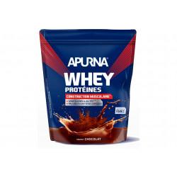 Apurna Whey Protéines - Chocolat Diététique Protéines / récupération