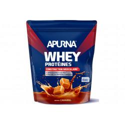 Apurna Whey Protéines - Caramel Diététique Protéines / récupération