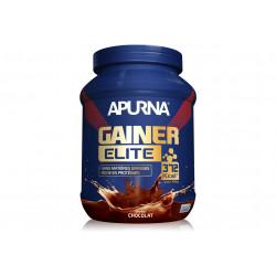 Apurna Mass Gainer Elite - Chocolat Diététique Protéines / récupération