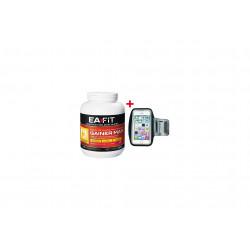 EAFIT Gainer Max Fruit Rouge 1.1 kg + Brassard offert Diététique Protéines / récupération