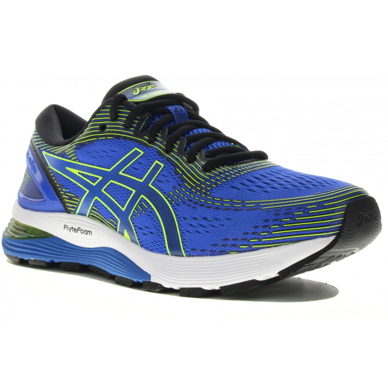 chaussures hommes asics