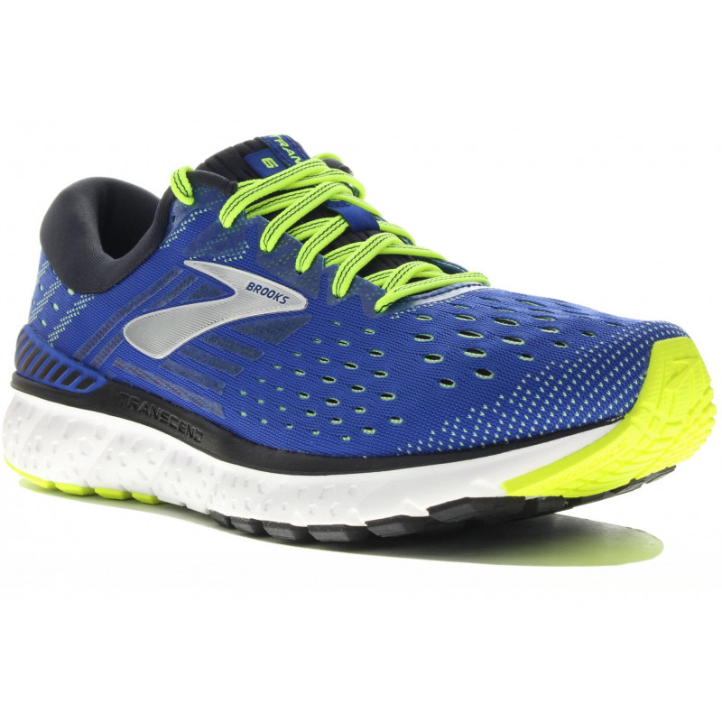 chaussure brooks homme