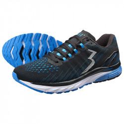 Avis / test 361° STRATA 3 chaussures running homme et femme - coloris Black / Jolt
