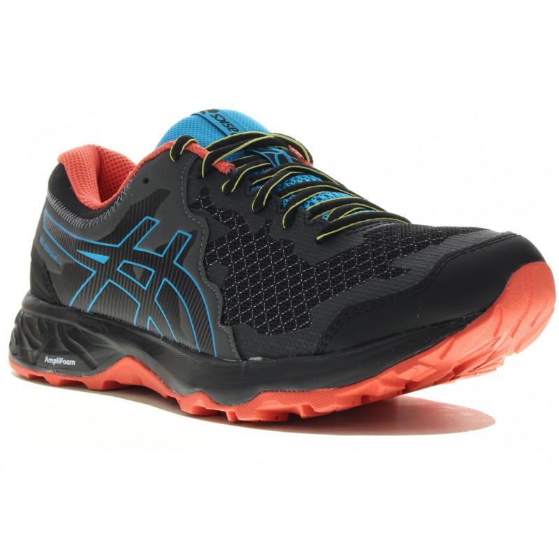 chaussure trail asics avis