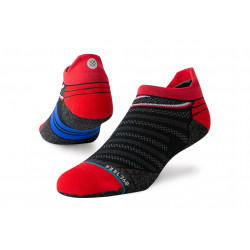 Stance Run Slanted Tab M Chaussettes