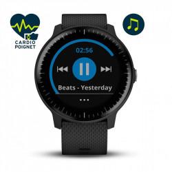 avis de coureurs sur la montre Garmin Vivoactive 3