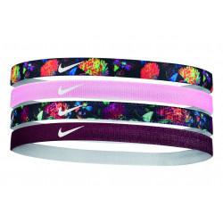 Nike Elastiques Hairbands x4 Casquettes / bandeaux