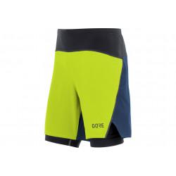 Gore Wear R7 2en1 M vêtement running homme