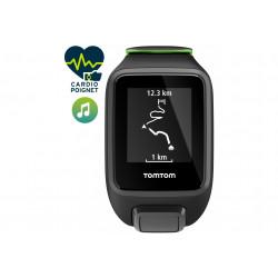 Tomtom Runner 3 Cardio + Music - Small Cardio-Gps