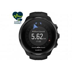 Suunto Spartan Sport Wrist HR All Black Cardio-Gps