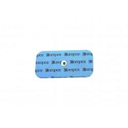 Compex Electrodes de rechange SNAP 5*10cm Electrostimulateur