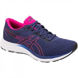Avis de coureuses Asics Gel-Excite 6 chaussures running homme - coloris  INDIGO BLUE/PINK RAVE