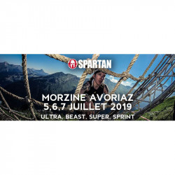 Spartan Race Morzine - édition 2019