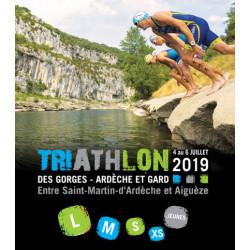 Triathlon des Gorges de l'Ardèche