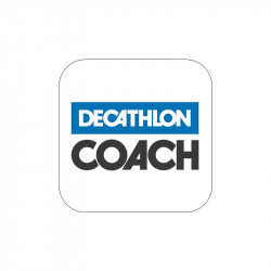 Decathlon Coach Course Pilates - application mobile avis de coureurs possédant l'application - nouveau logo