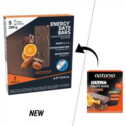 Barre énergétique Orange 5x40g