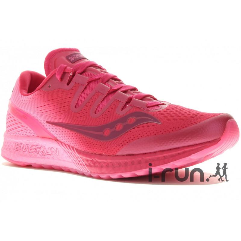 W Running Avis Et Chaussures Freedom Sur Femme Iso Saucony Test BPwqgTw4p