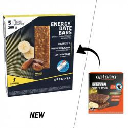 Aptonia Barre énergétique aux dattes et à la banane 5x40g