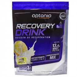 RECOVERY DRINK Citron 512g