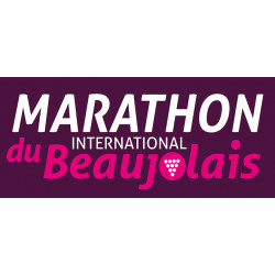 Marathon International du Beaujolais logo