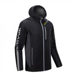 WAA Ultra Rain Jackets 3.0 - coloris noir et jaune