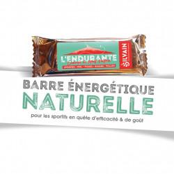 Barre énergétique naturelle L'Endurante Sylvain