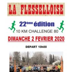 La Flesselloise - affiche de l'édition du 2 février 2020