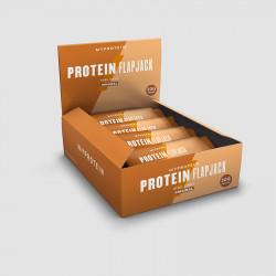 Myprotein Barre Flapjack Protéiné - boîte de 12 barres de 80 grammes
