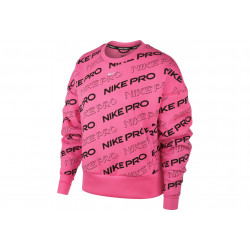 Nike Fleece Crew W vêtement running femme