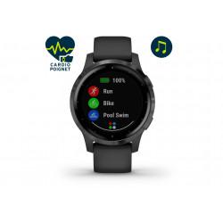 Garmin Vivoactive 4S Cardio-Gps