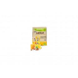 OVERSTIMS Étui 4 pâtes d'amandes Amélix Bio - Citron miel Diététique Barres