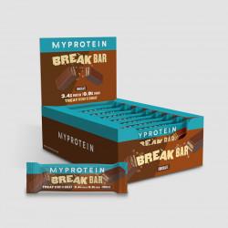 Myprotein barres Protein Break - boîte de 16 barres de 21,5 g