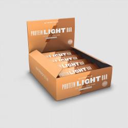 Myprotein Barre protéinée light - boîte de 12 barres de 65 grammes