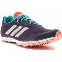 adidas XCS Spikeless W Chaussures running femme