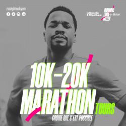 Marathon, 10 et 20 km de Tours