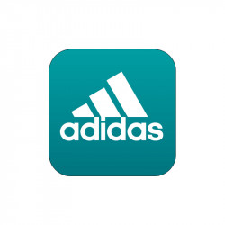 Adidas Running par Runtastic logo de l'application